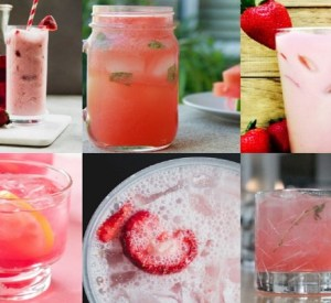 Ten Pink Drinks to Make Any Girls Night in Perfect