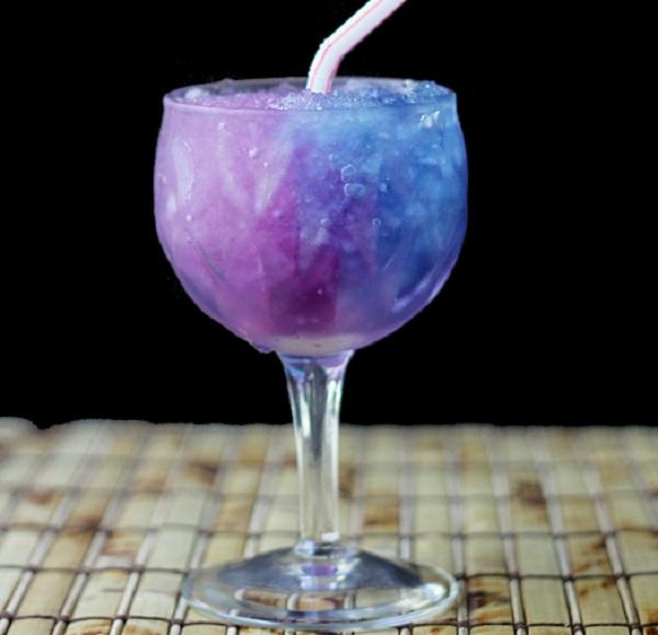 Futuristic Arnold Palmer Cocktail