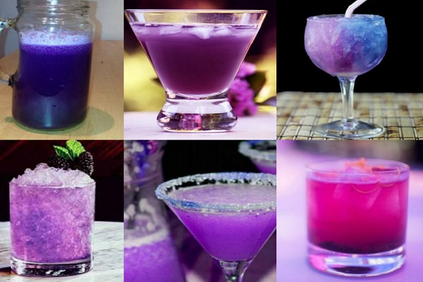 Ten Recipes for Purple Drinks Even Prince Himself Would Have Loved