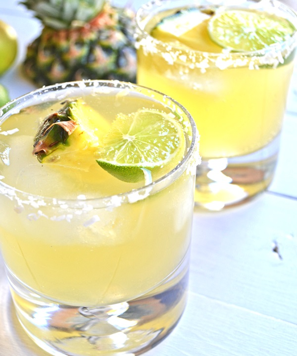 Skinny Tequila Squeeze Cocktail