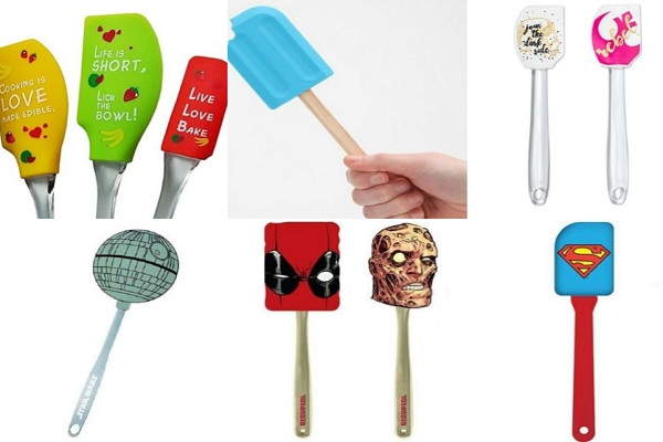 Ten of the Craziest and Most Unusual Spatulas Money Can Buy