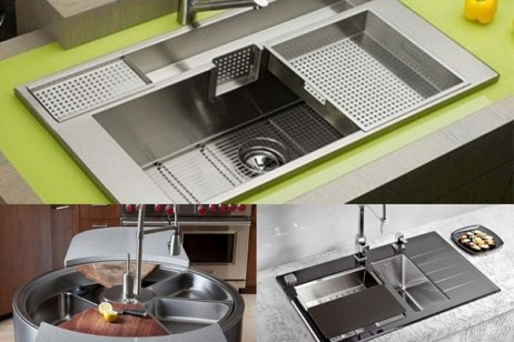 Ten of the Most Amazing Kitchen Sinks You Will Ever See