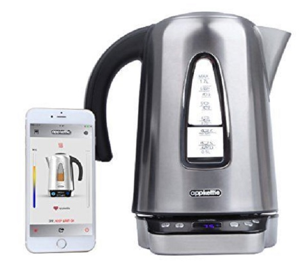 Appkettle Smart Alexa-Enabled Smart Kettle