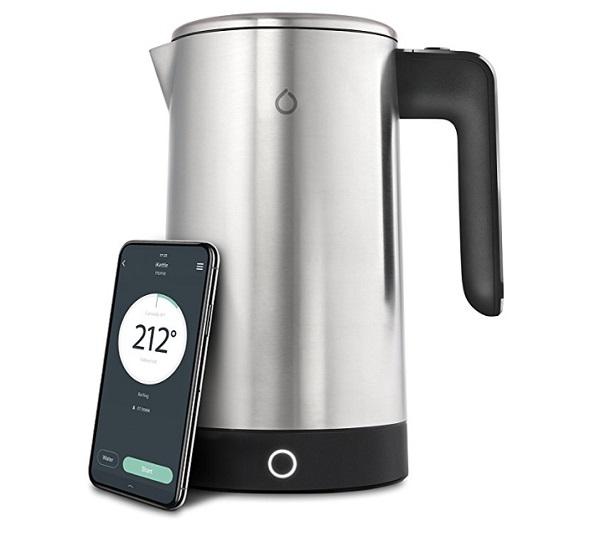 Alexa-Enabled Smarter SMKET01 Electric iKettle