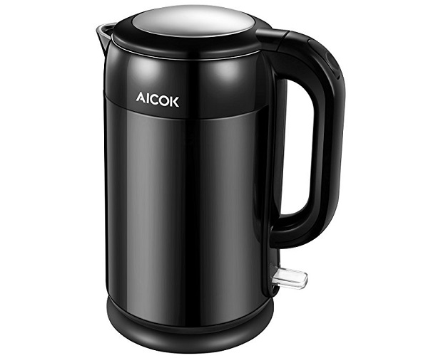 Aicok Cool Touch Fast Boiling Electric Kettle