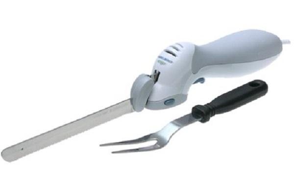 Black & Decker EK550L Ergo Electric Knife with Fork