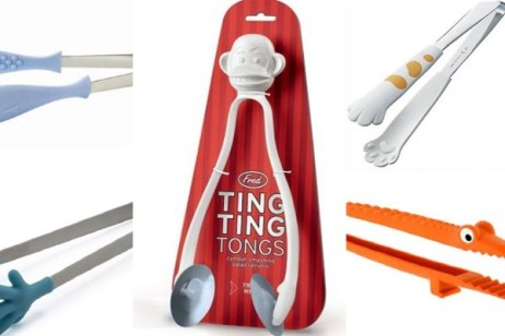 Ten of the Very Best and Most Unusual Kitchen Tongs Money Can Buy
