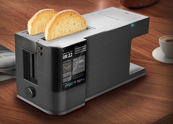 IOT Coffee-Brewing Toaster