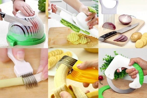Ten Gadgets That Make Cutting Fruits and Vegetables Safer and Easier