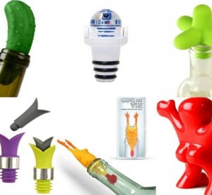 Ten of the Very Best Bottle Stoppers You Money Can Buy