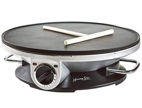 Morning Star 13 Inch Professional Crepe Maker