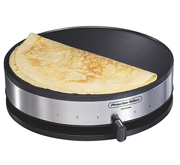 Proctor Silex 38400 13 Inch Electric Crepe Maker