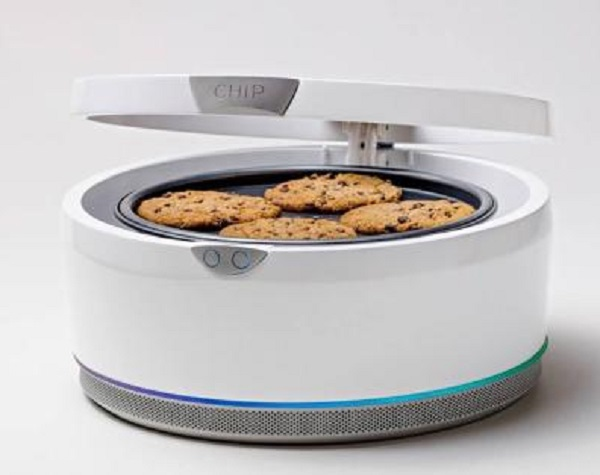 Wi-Fi-enabled Smart Cookie Oven