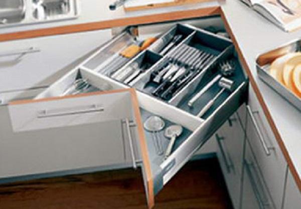 Perfect Corner Kitchen Unit