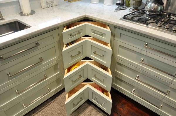 Pull-Out Draws