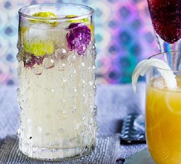 Prosecco & Elderflower Cocktail