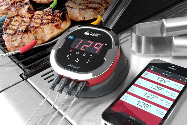 iGrill2 Bluetooth Meat Thermometer