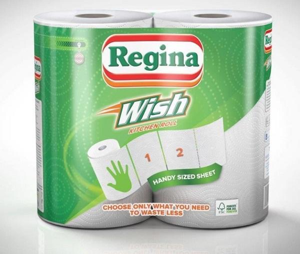 Regina Wish Kitchen Roll