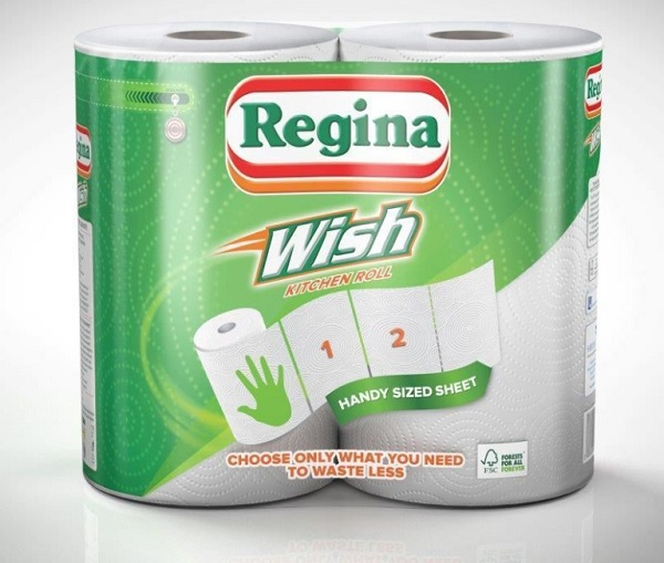 Regina Wish Kitchen Roll