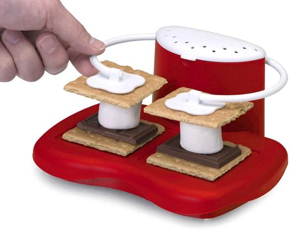 Microwaveable S'mores Quick Maker Kitchen Gadget