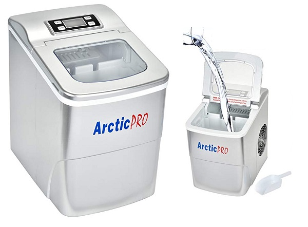 Arctic-Pro Portable Digital Ice Maker Machine