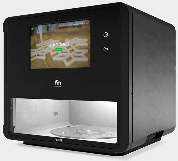 Natural Machines Foodini 3D Food Printer