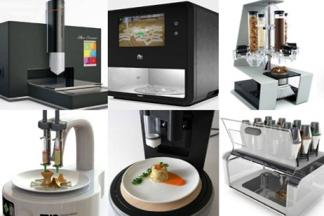 Ten 3D Food Printers That Might Be Coming to a Kitchen Near You