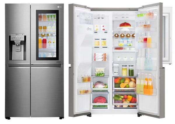 LG GSX961NSAZ American-Style Fridge Freezer