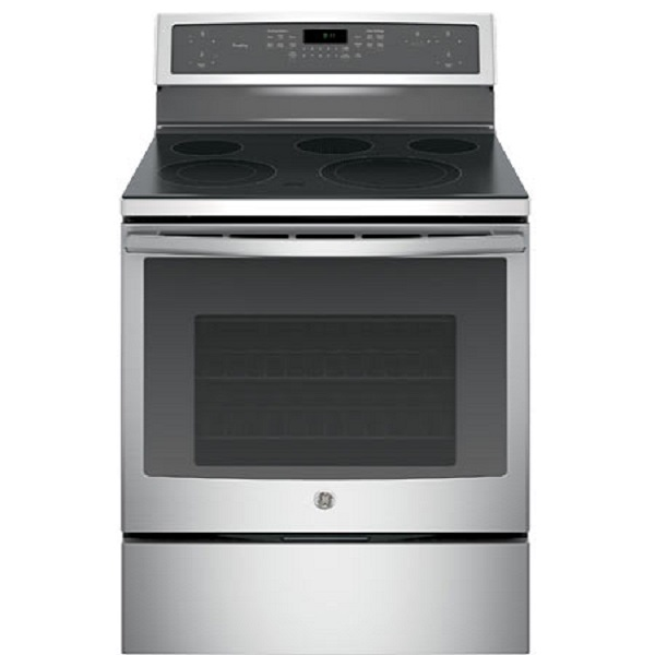 GE Profile Convection Oven Range