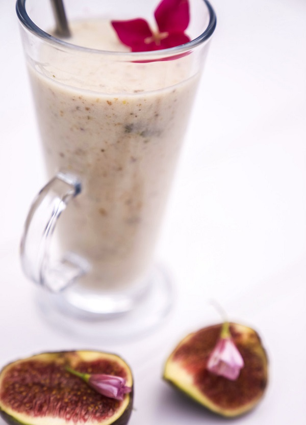 Apple & Fig Breakfast Smoothie