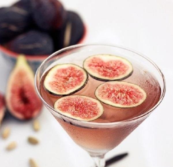 Fig Martini