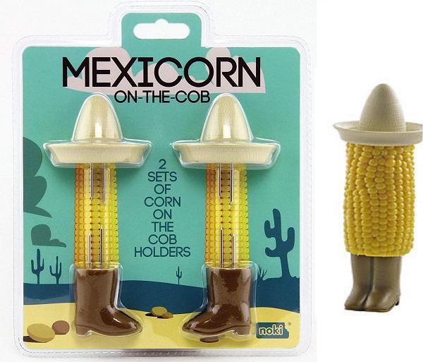 Mexicorn Corn on the Cob Holders