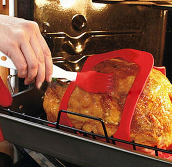 Microwavable Baking Mat for Chicken Cooking