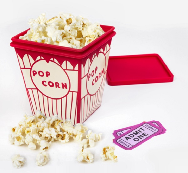 Microwavable Popcorn Maker