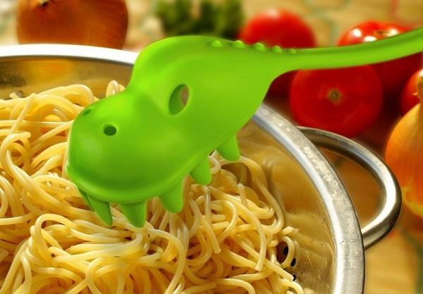 Fred Pastasaurus Pasta Serving Spoon