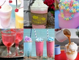 Ten Recipes for (Candy Floss) Cotton Candy Drinks That Are More Fun Than the Fair!