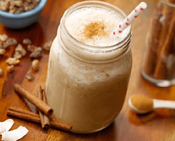 Coconut Cinnamon Smoothie