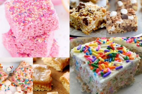 Ten Recipes for Rice Krispies Treats You Will Love to Make and Eat