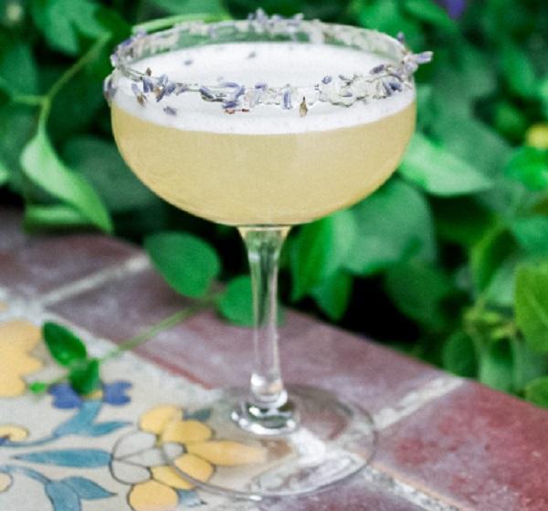 Los Poblanos Lavender Margarita