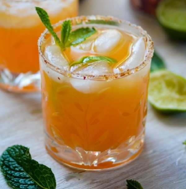 Orange Adobo Margarita