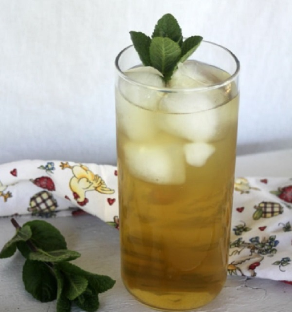 Herbal Tea Italian Soda