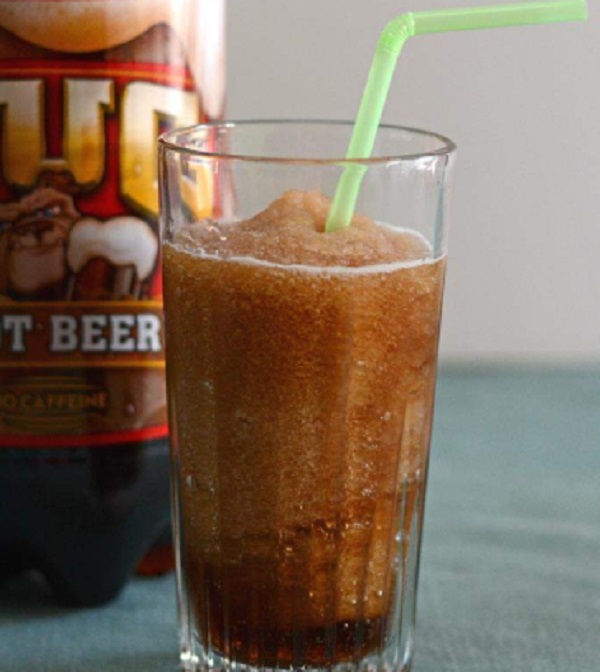 Root Beer Slushie