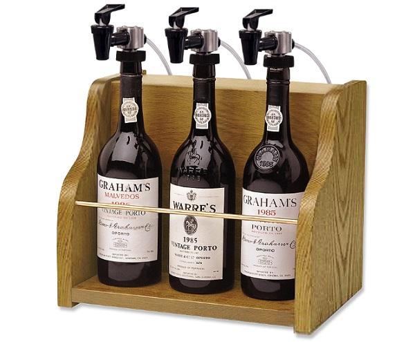 The Vintner 3 Bottle Wine Dispenser
