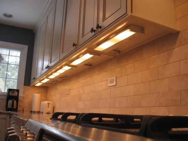 Under Kitchen Cabinet Lights