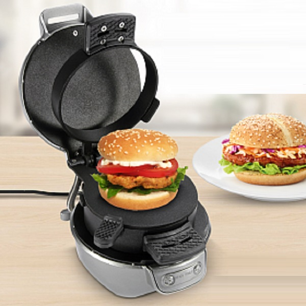 Clikon Electric Single Burger Maker