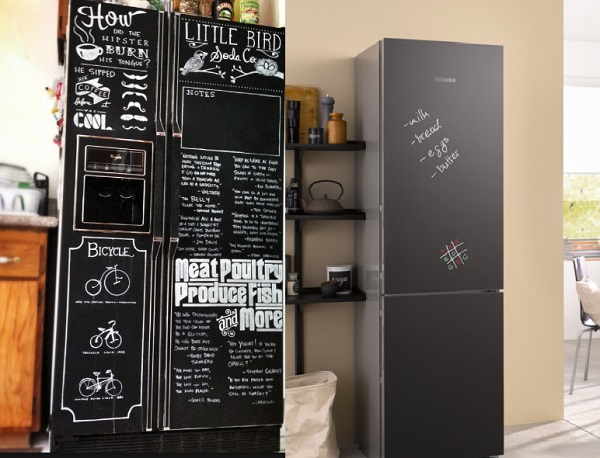 Miele's Blackboard Edition Refrigerator (fridge)