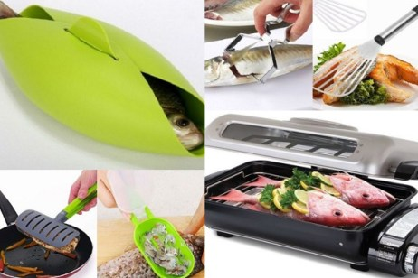 Ten Gadgets and Tools That Make Cooking Fish Quicker and Easier