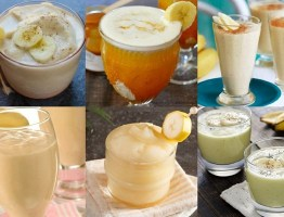 Ten Recipes for Drinks Made With Bananas You Definitely Need to Try