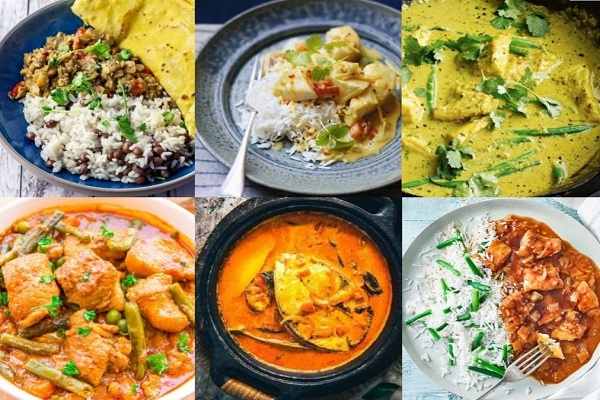 Ten Recipes for Fish Curries the Whole Family Will Enjoy