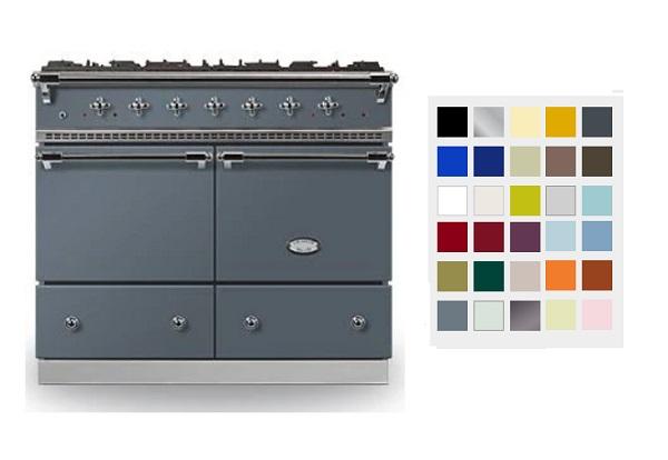 Lacanche Cluny Classic 100 Dual Fuel AGA Cooker